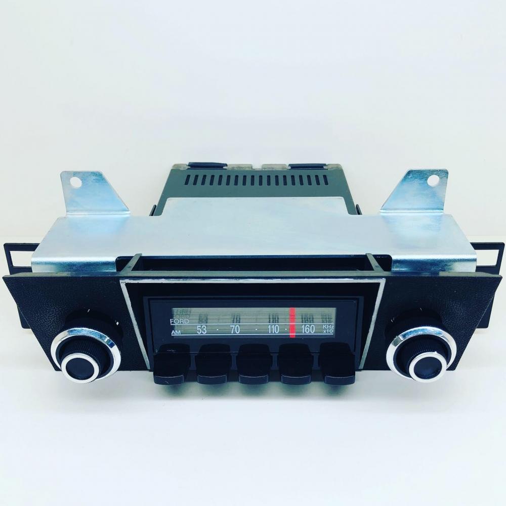 CAS CUSTOM OE-SERIES BLUETOOTH AM/FM USB AUX RADIO KIT