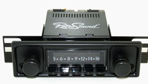 Newport Chevrolet Accessories >> RETRO SOUND HERMOSA IN-DASH RADIO KIT : VB/VC/VH HOLDEN COMMODORE