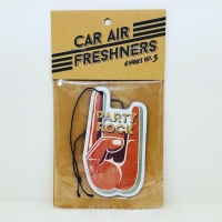 CLASSIC CAR AIR FRESHENER : PARTY ROCK