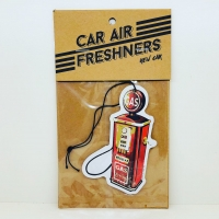 CLASSIC CAR AIR FRESHENER : FUEL BOWSER
