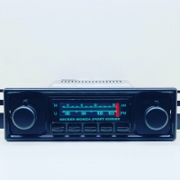 CAS TRIBUTE-SERIES BLUETOOTH AM/FM USB AUX RADIO KIT : BECKER MONZA SPORT
