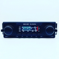 CAS TRIBUTE-SERIES BLUETOOTH AM/FM USB AUX RADIO KIT : BECKER EUROPA (LATE)