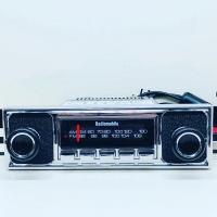CAS SILVER-SERIES AM/FM RADIO CONVERSION : RADIOMOBILE INSPIRED (UNIVERSAL)
